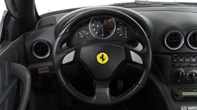 2004 Ferrari 575M Maranello 2dr Coupe - Click to see full-size photo viewer