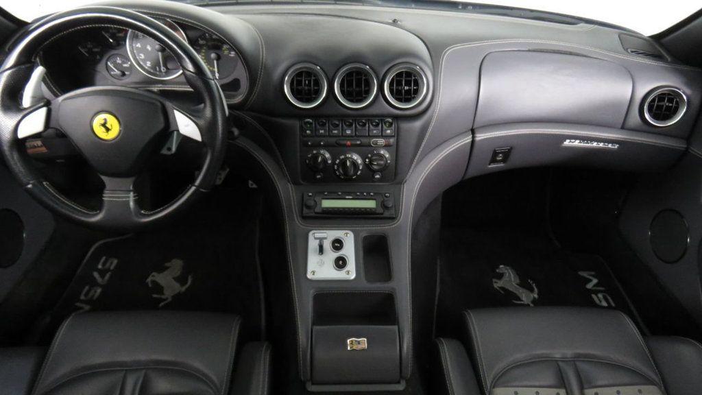 2004 Ferrari 575M Maranello 2dr Coupe - 17760498 - 13