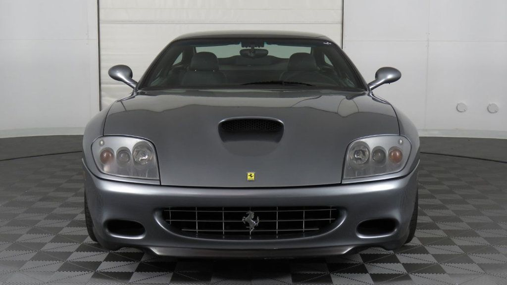 Dealer Video - 2004 Ferrari 575M Maranello 2dr Coupe - 17760498
