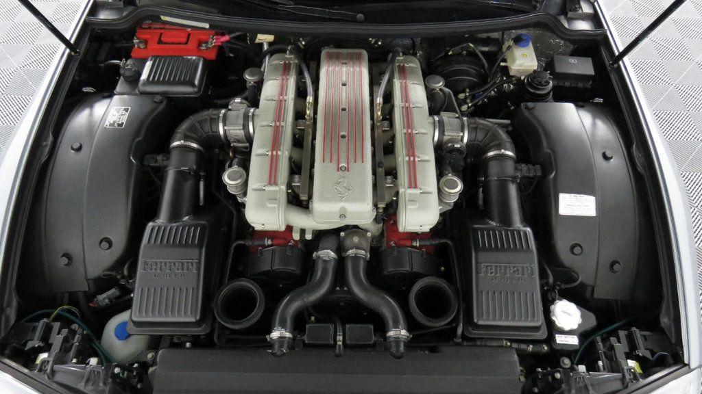 2004 Ferrari 575M Maranello 2dr Coupe - 17760498 - 23