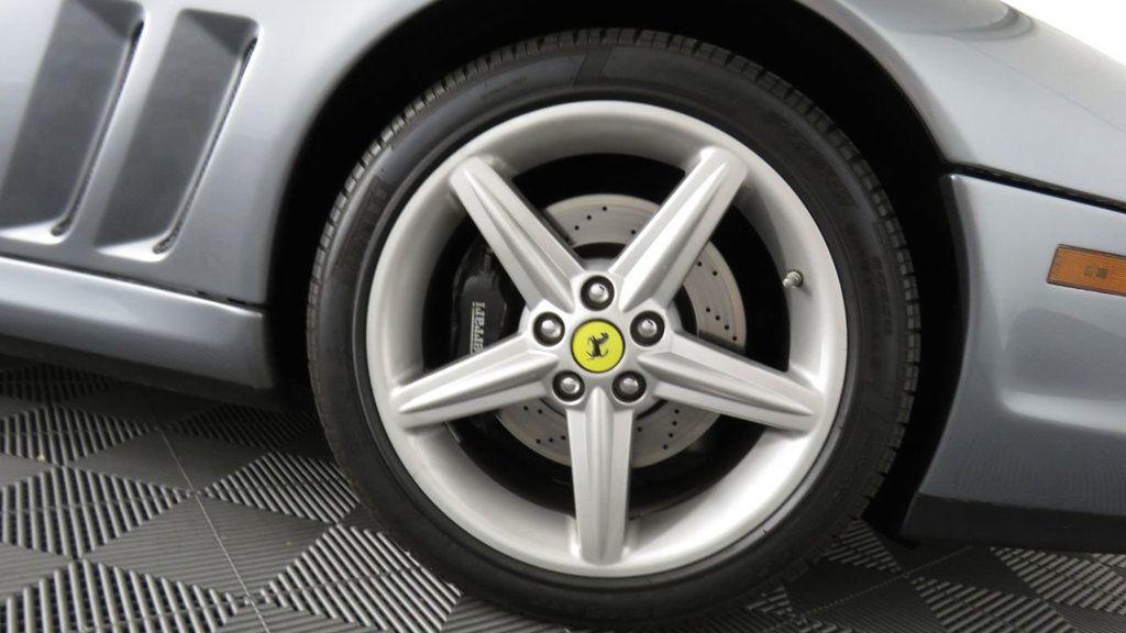 2004 Ferrari 575M Maranello 2dr Coupe - 17760498 - 25