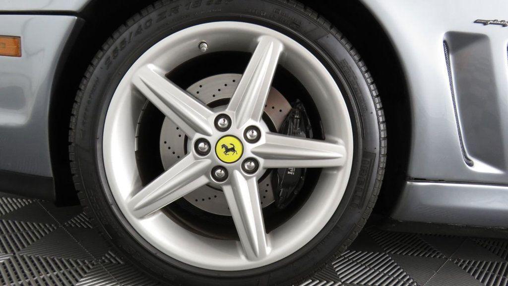 2004 Ferrari 575M Maranello 2dr Coupe - 17760498 - 28
