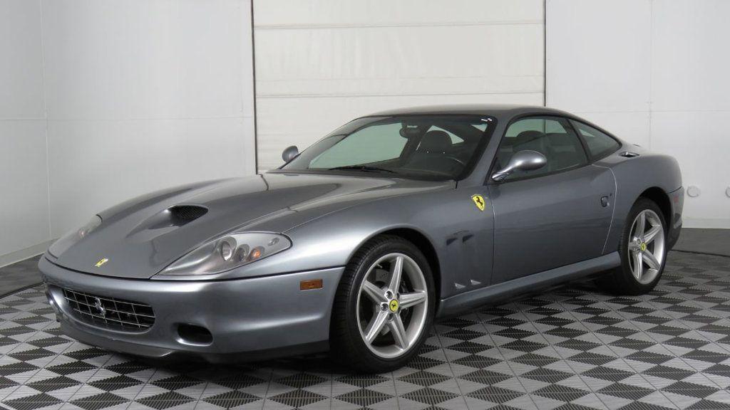 2004 Ferrari 575M Maranello 2dr Coupe - 17760498 - 2