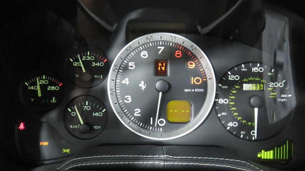 2004 Ferrari 575M Maranello 2dr Coupe - 17760498 - 29