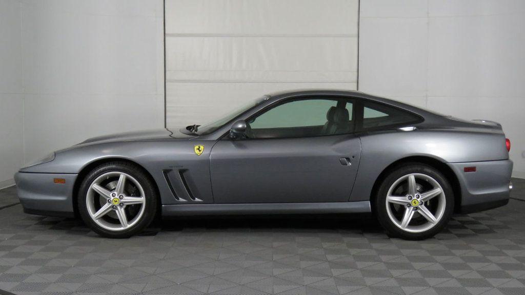 2004 Ferrari 575M Maranello 2dr Coupe - 17760498 - 3