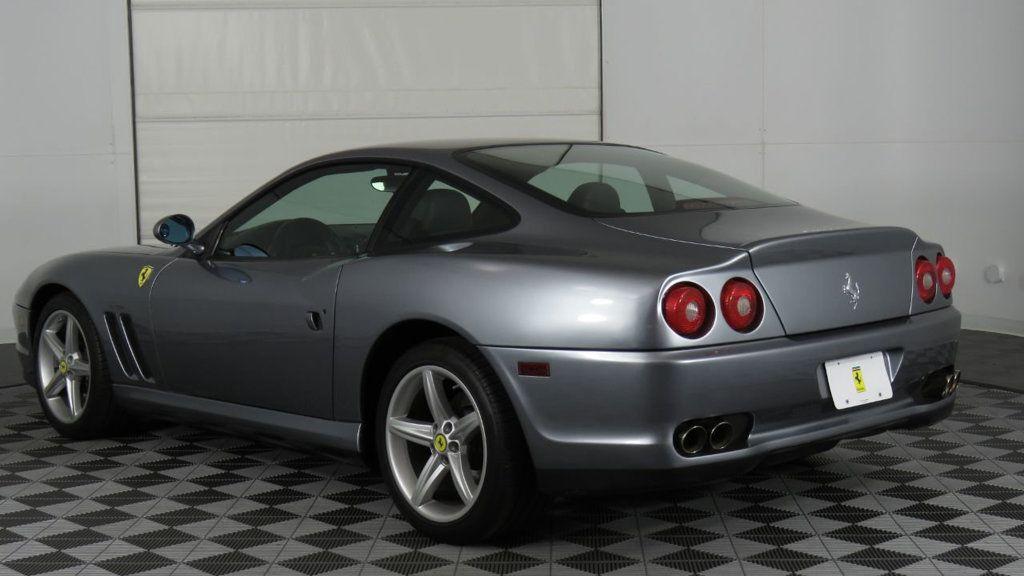 2004 Ferrari 575M Maranello 2dr Coupe - 17760498 - 4