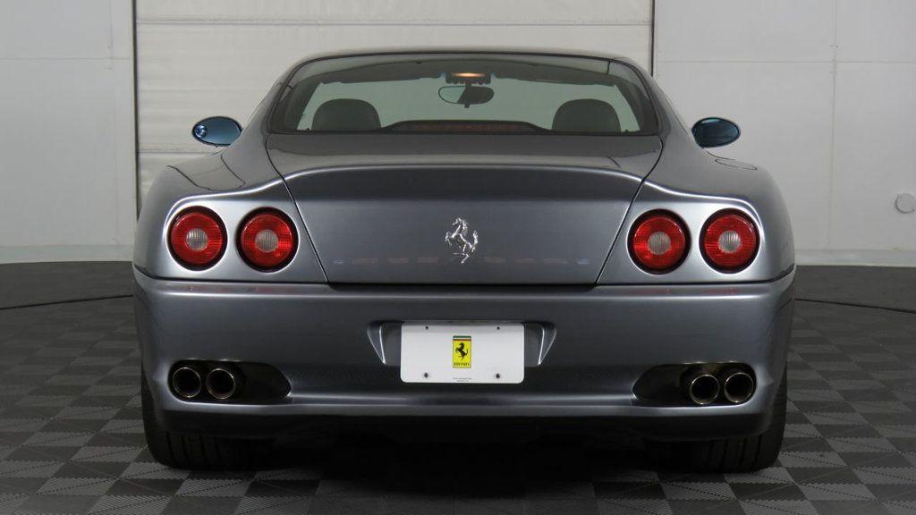 2004 Ferrari 575M Maranello 2dr Coupe - 17760498 - 5