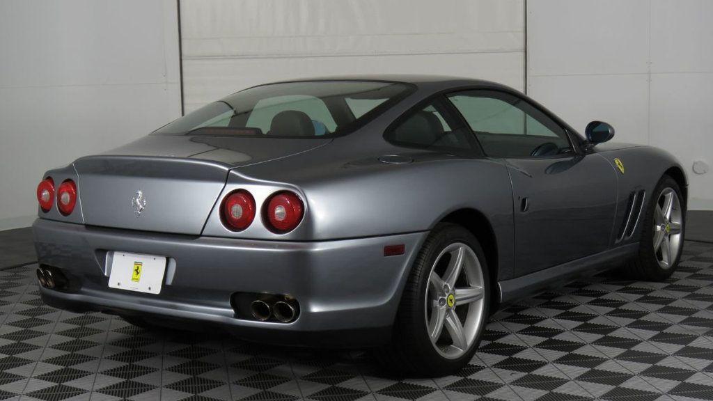 2004 Ferrari 575M Maranello 2dr Coupe - 17760498 - 6