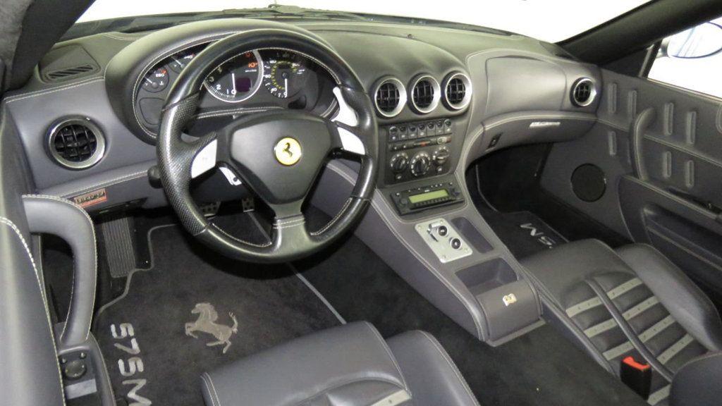 2004 Ferrari 575M Maranello 2dr Coupe - 17760498 - 8