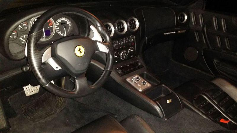2004 Ferrari 575M Maranello 2dr Coupe - 17331691 - 12