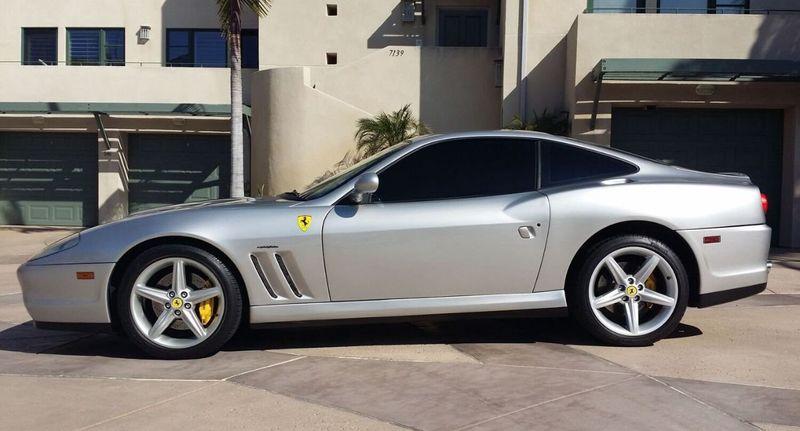 2004 Ferrari 575M Maranello 2dr Coupe - 17331691 - 19
