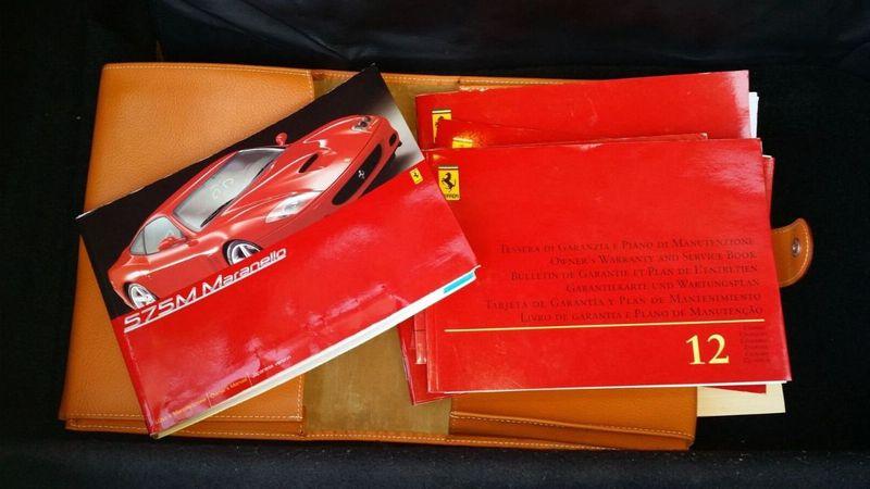 2004 Ferrari 575M Maranello 2dr Coupe - 17331691 - 21