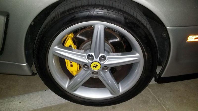 2004 Ferrari 575M Maranello 2dr Coupe - 17331691 - 40