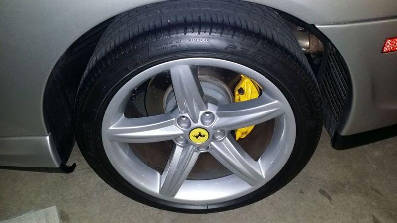 2004 Ferrari 575M Maranello 2dr Coupe - 17331691 - 41