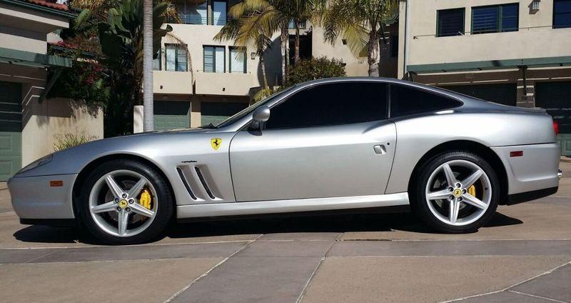 2004 Ferrari 575M Maranello 2dr Coupe - 17331691 - 44
