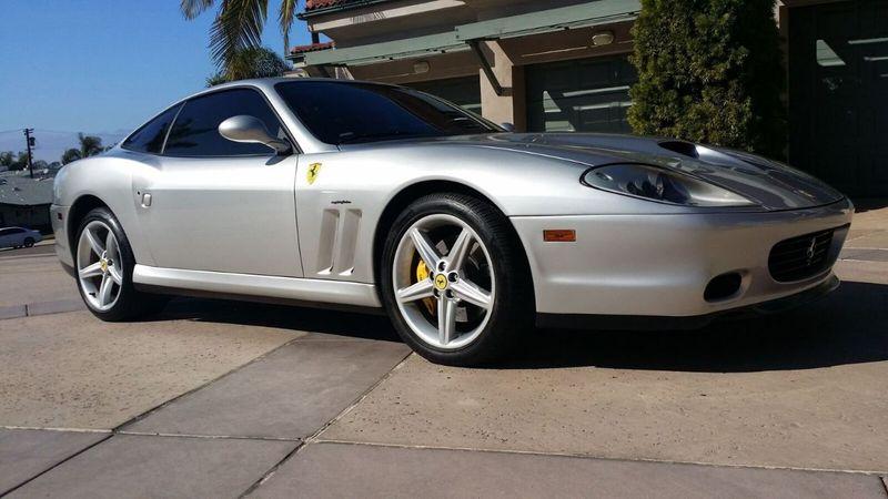 2004 Ferrari 575M Maranello 2dr Coupe - 17331691 - 4