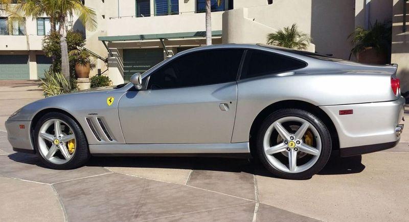 2004 Ferrari 575M Maranello 2dr Coupe - 17331691 - 5