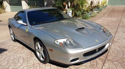 2004 Ferrari 575M Maranello 2dr Coupe - Click to see full-size photo viewer