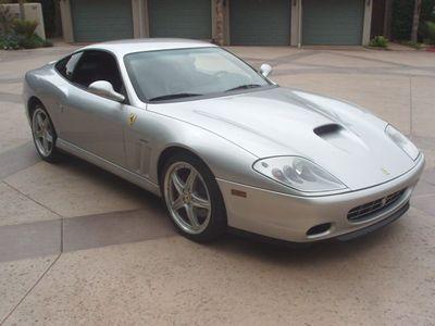 2004 Ferrari 575M Maranello Maranello F1 Coupe