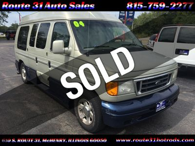 2004 Ford Econoline Cargo Van E-150 Recreational - Click to see full-size photo viewer