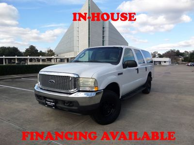 "2004 Ford Excursion 2004 Ford Excursion XLT AWD 137""WB 6.0L Turbo Diesel, 77k Miles SUV"