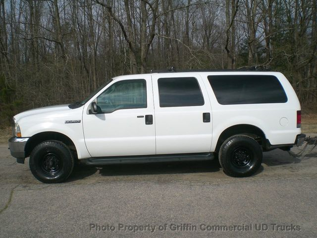 2004 Ford Excursion SPECIAL SERVICE