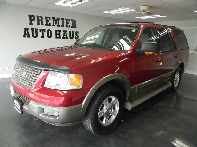 2004 Ford Expedition 2004 FORD EXPEDITON 5.4L EDDIE BAUER 4WD THIRD ROW