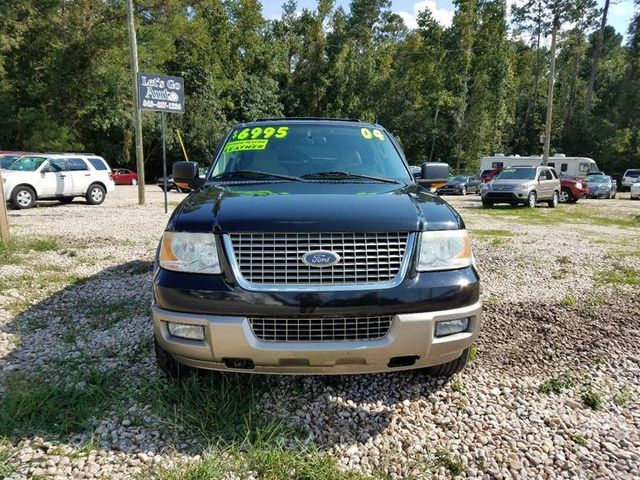 2004 ford expedition oil capacity