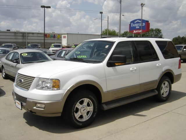 Safe Car Gov >> 2004 Used Ford Expedition Eddie Bauer Edition at Witham Auto Center Serving Cedar Falls, IA, IID ...