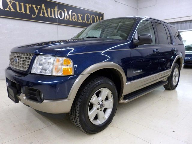 2004 used ford explorer eddie bauer edition at luxury automax