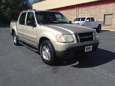 2004 Ford Sport Trac >> 2004 Used Ford Explorer Sport Trac 4dr 126 Wb Xlt At City Auto Sales Of Hueytown Al Iid 19526350