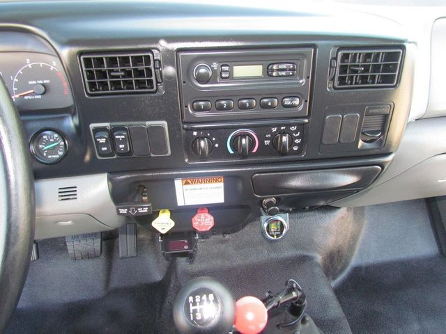 2004 Ford F750 Fuel - Lube Truck - 9755055 - 22