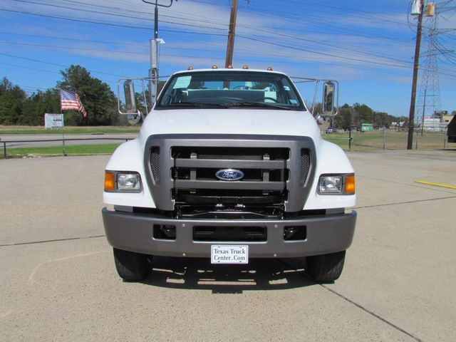 2004 Ford F750 Fuel - Lube Truck - 9755055 - 3