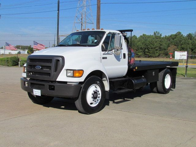 2004 Ford F750 Winch - Roustabout Truck - 13893220 - 5