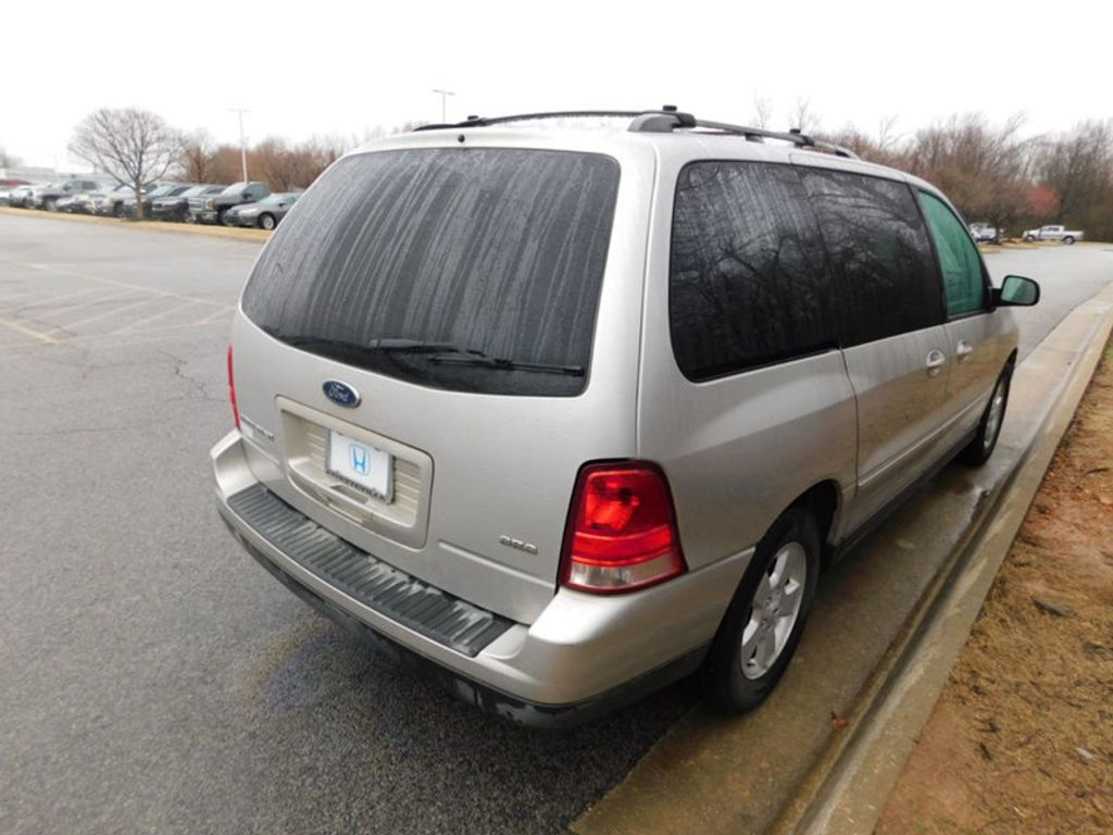 2004 Ford Freestar Wagon 4dr SES - 17341492 - 2