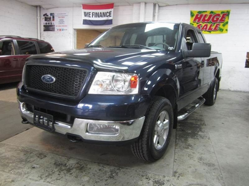 2004 used ford f 150 4x4 xlt super cab at contact us serving cherry hill nj iid 14778159. Black Bedroom Furniture Sets. Home Design Ideas