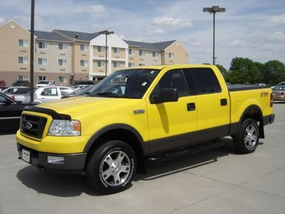 2004 f150 ford