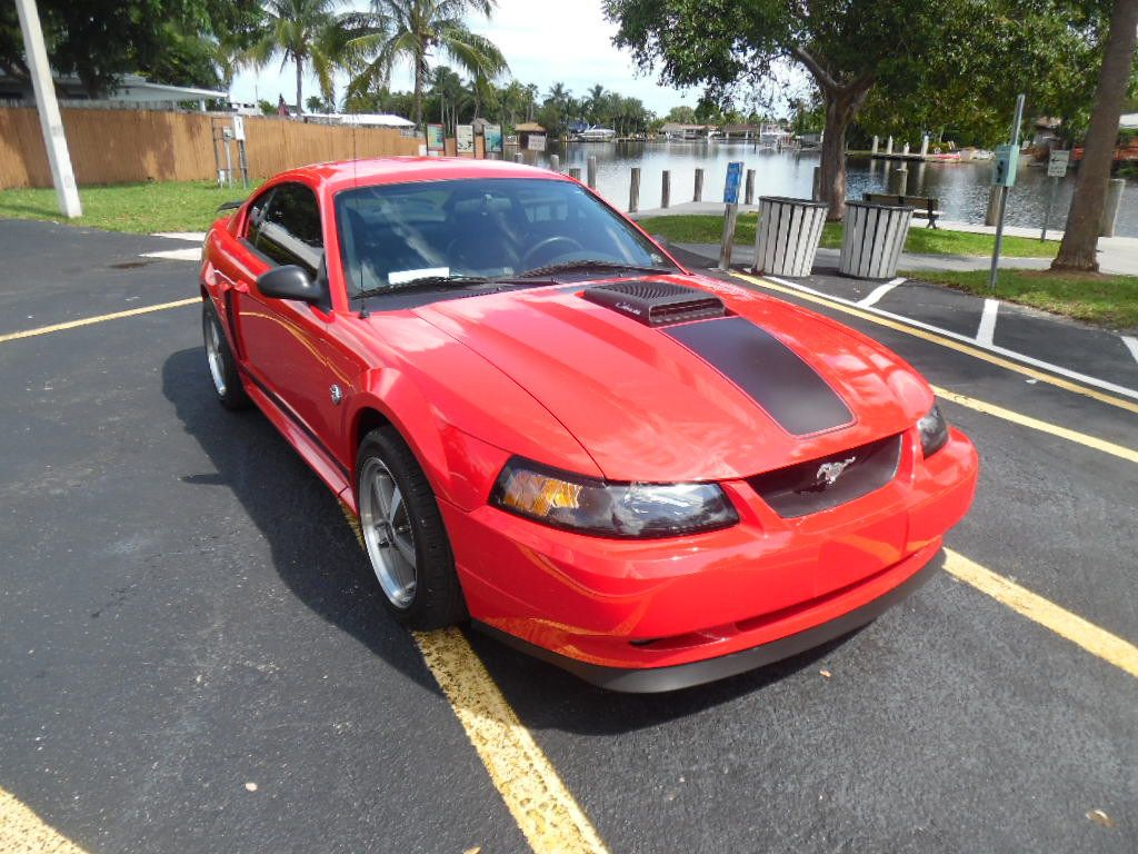 2004 ford mustang 2dr coupe premium mach 1 coupe for sale fort lauderdale fl 18900 motorcar com
