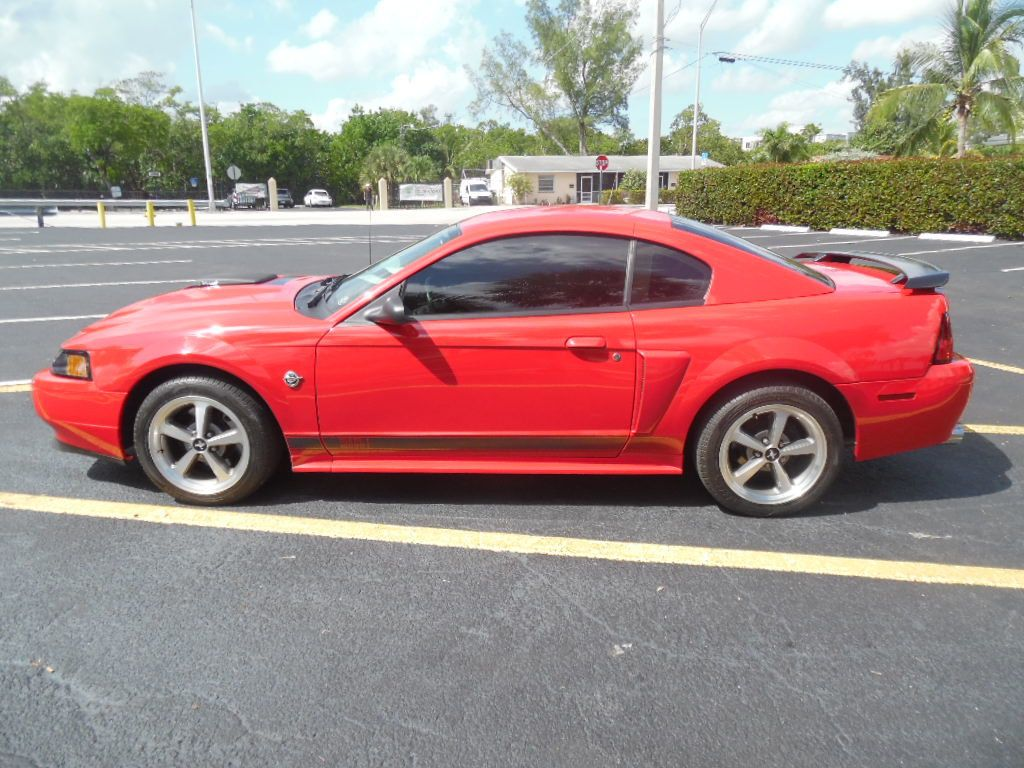 2004 Ford Mustang 2dr Coupe Premium Mach 1 - 17809131 - 13