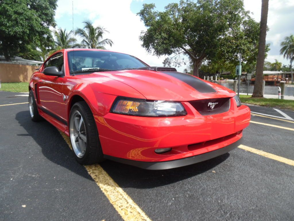 2004 Ford Mustang 2dr Coupe Premium Mach 1 - 17809131 - 1