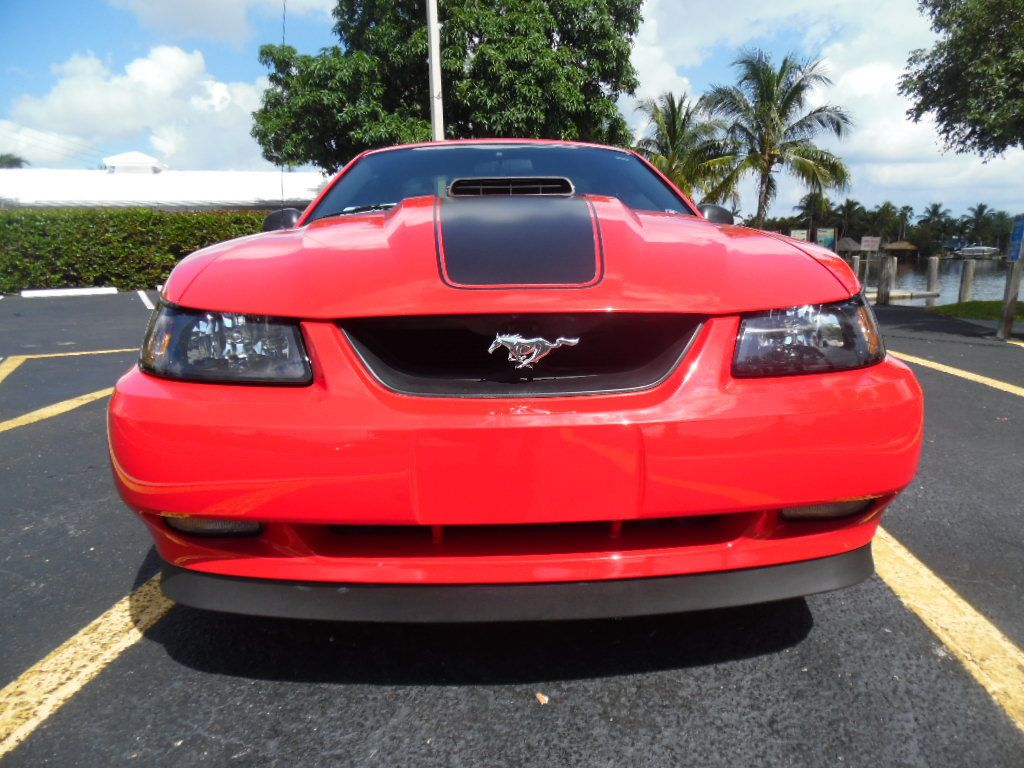 2004 Ford Mustang 2dr Coupe Premium Mach 1 - 17809131 - 3