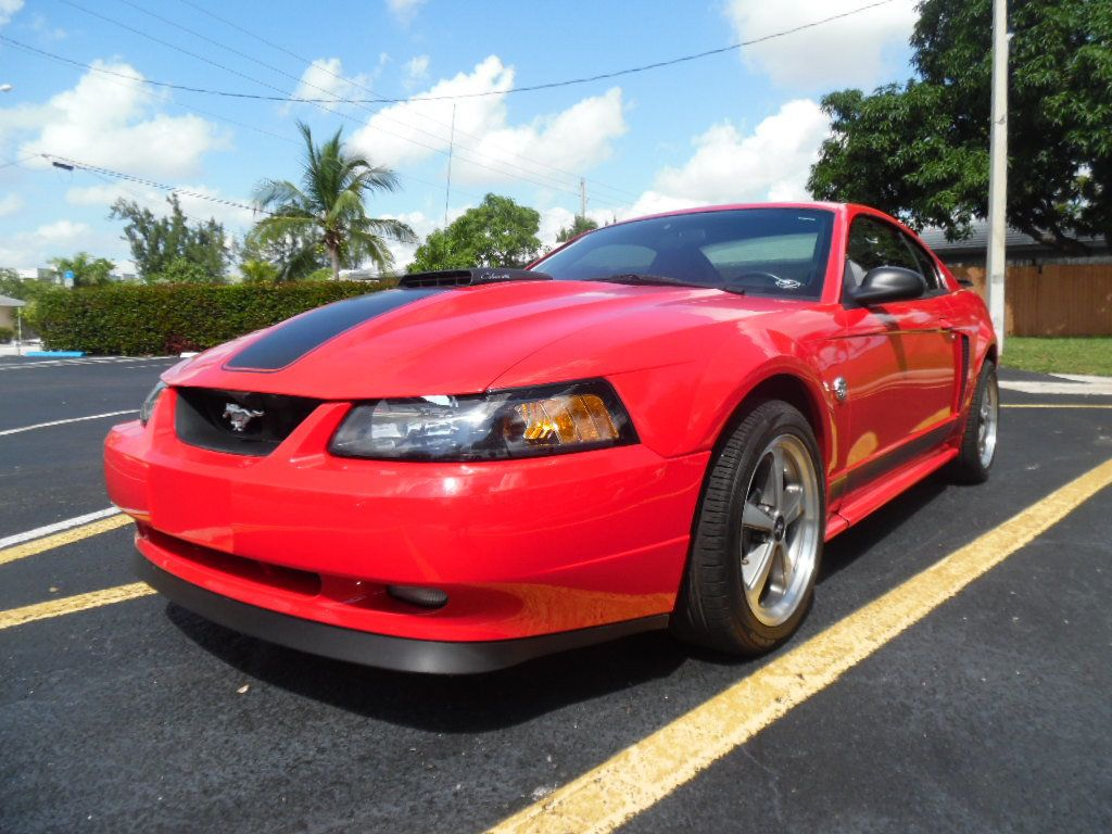 2004 Ford Mustang 2dr Coupe Premium Mach 1 - 17809131 - 5