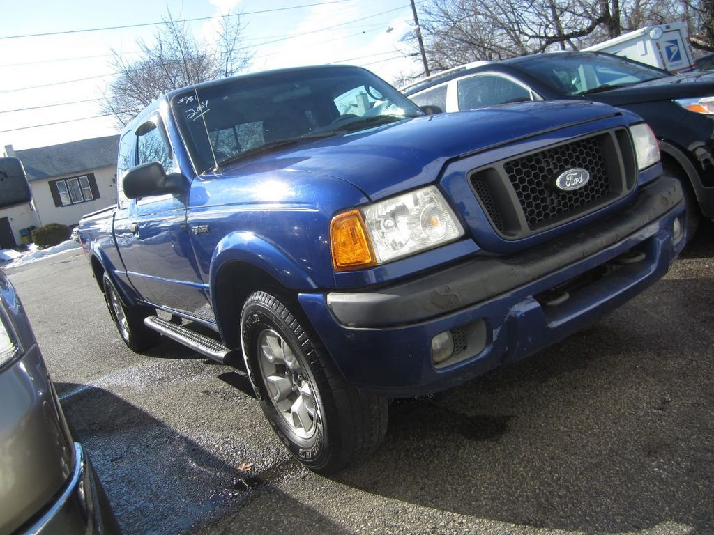 2004 used ford ranger 4x4 4 0l edge at contact us serving cherry hill nj iid 14656730. Black Bedroom Furniture Sets. Home Design Ideas