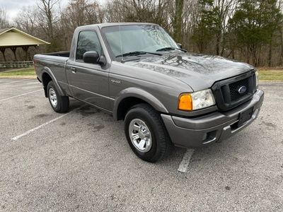 2004 Ford Ranger Reg Cab 3.0L Edge - Click to see full-size photo viewer