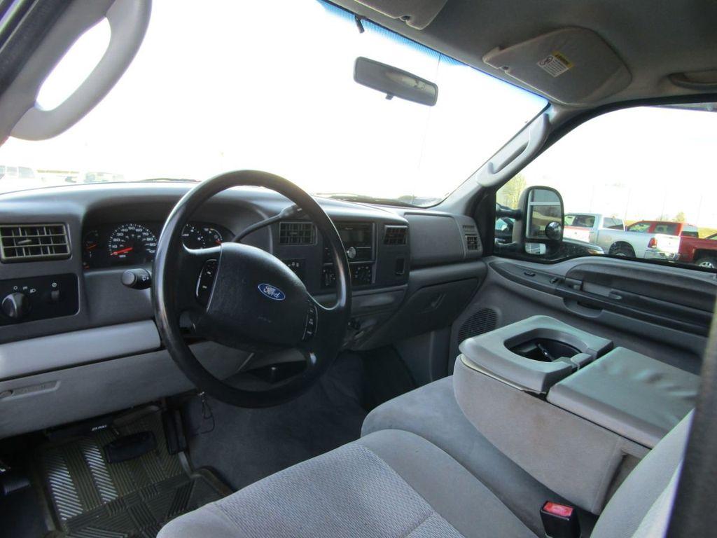 """2004 Ford Super Duty F-250 Crew Cab 156"""" XLT 4WD - 18343180 - 10"""