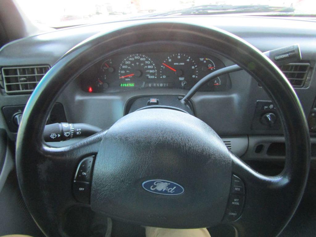 """2004 Ford Super Duty F-250 Crew Cab 156"""" XLT 4WD - 18343180 - 11"""