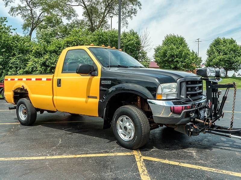 2004 Ford Super Duty F-250 Pickup - 16921826 - 5