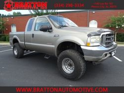 2004 Ford Super Duty F-250 - 1FTNX21P84EA91861