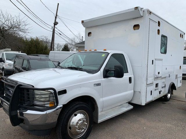 2004 Ford SUPER DUTY F-550 ENCLOSED UTILITY SERVICE TRUCK RARE FIND 4 WHEEL DRIVE - 18187174 - 6