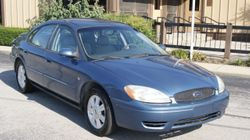 2004 Ford Taurus - 1FAFP56S54A105411